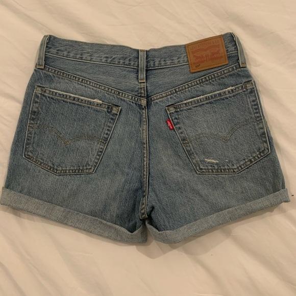 Levi's Pants - Levi's Denim Shorts